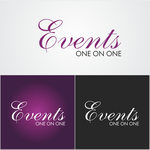 Events One on One Logo - Entry #91