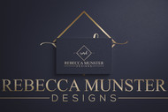 Rebecca Munster Designs (RMD) Logo - Entry #82