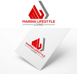 Marina lifestyle living Logo - Entry #62