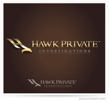 Hawk Private Investigations, Inc. Logo - Entry #22
