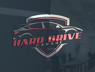 Hard drive garage Logo - Entry #58
