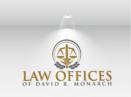 Law Offices of David R. Monarch Logo - Entry #217