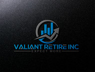 Valiant Retire Inc. Logo - Entry #291