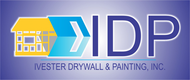 IVESTER DRYWALL & PAINTING, INC. Logo - Entry #100