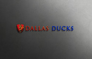 Dallas Ducks Logo - Entry #48