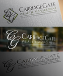 Carriage Gate Wealth Management Logo - Entry #120
