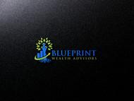 Blueprint Wealth Advisors Logo - Entry #24