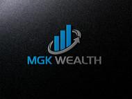 MGK Wealth Logo - Entry #86