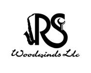 Woodwind repair business logo: R S Woodwinds, llc - Entry #87