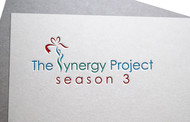 """The Synergy Project"" and place the word ""season three"" underneath in smaller front either as "" season 3"" or ""season three"" Logo - Entry #91"