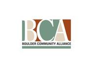 Boulder Community Alliance Logo - Entry #156
