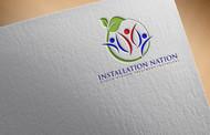 Installation Nation Logo - Entry #2