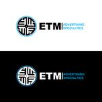 ETM Advertising Specialties Logo - Entry #193