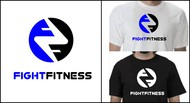 Fight Fitness Logo - Entry #22