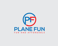 PlaneFun Logo - Entry #8