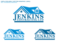 Jenkins Contracting LTD Logo - Entry #38