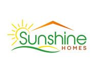 Sunshine Homes Logo - Entry #450