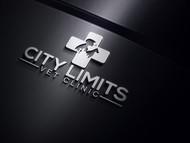 City Limits Vet Clinic Logo - Entry #182