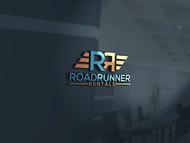Roadrunner Rentals Logo - Entry #40