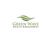 Green Wave Wealth Management Logo - Entry #25