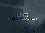 LNS CHIPBLASTER Logo - Entry #18