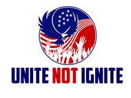 Unite not Ignite Logo - Entry #9