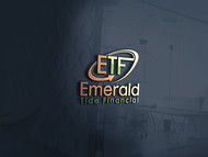 Emerald Tide Financial Logo - Entry #138