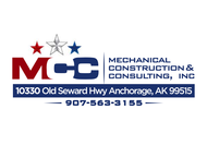 Mechanical Construction & Consulting, Inc. Logo - Entry #67