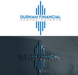 Durham Financial Centre Knights Logo - Entry #44