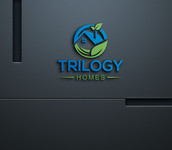 TRILOGY HOMES Logo - Entry #311