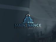 MAIN2NANCE BUILDING SERVICES Logo - Entry #272