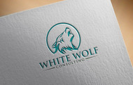 White Wolf Consulting (optional LLC) Logo - Entry #66