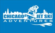 Chicago Jet Ski Adventures Logo - Entry #23