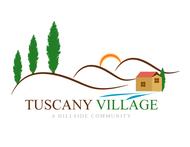 Tuscany Village Logo - Entry #136