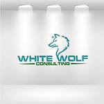 White Wolf Consulting (optional LLC) Logo - Entry #144