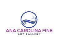 Ana Carolina Fine Art Gallery Logo - Entry #46