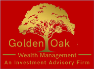 Golden Oak Wealth Management Logo - Entry #204