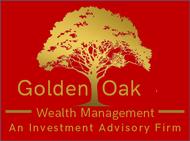 Golden Oak Wealth Management Logo - Entry #204