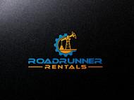 Roadrunner Rentals Logo - Entry #128
