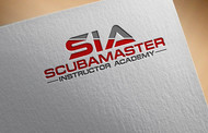 ScubaMaster Instructor Academy Logo - Entry #60