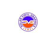 Solar Vinyl Graphics Logo - Entry #240