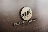 Blueprint Wealth Advisors Logo - Entry #477