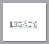 LEGACY RENOVATIONS Logo - Entry #81