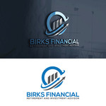 Birks Financial Logo - Entry #103
