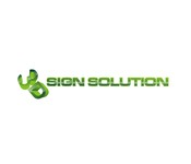 3D Sign Solutions Logo - Entry #21