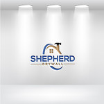 Shepherd Drywall Logo - Entry #107