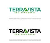 TerraVista Construction & Environmental Logo - Entry #182