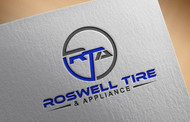 Roswell Tire & Appliance Logo - Entry #21