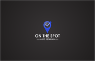 On the Spot Auto Detailing Logo - Entry #58