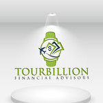 Tourbillion Financial Advisors Logo - Entry #179